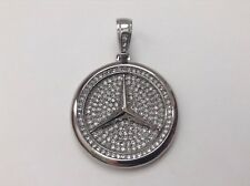 Stainless Steel Mercedes Benz pendant charm chain necklace Tupac Biggie Migos