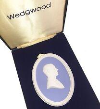 Wedgwood Jasperware Hrh Duke of Edinburgh Plaque #2