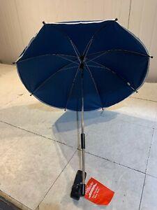 My Babiie Navy Blue Pushchair Parasol
