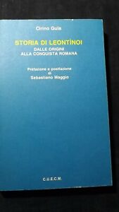 Gula: Storia di Leontinoi da origini a conquista romana  1995