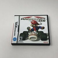 2005 Mario Kart Game Nintendo DS With Manual