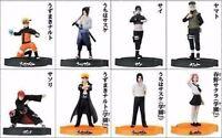 Bandai Naruto Shippuden Ninja Spiral Collection Real Figure Part 3 S