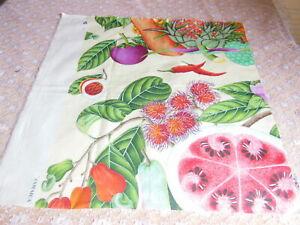 Manuel Canovas Fabric Sample/Remnant - Jamaica, 44 x 50cm