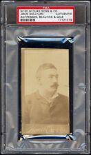 "1889 N150 W. Duke & Sons ""Honest Long Cut"" Tobacco John L. Sullivan - PSA Auth."