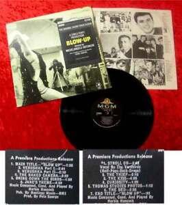 LP Blow Up Herbie Hancock Yardbirds Michelangelo Antonioni