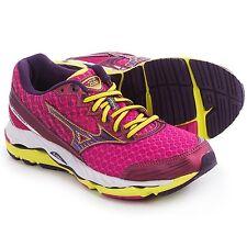 $135 Mizuno Women's Wave Paradox 2 Running Shoe Fuchsia Pink /Shadow Purple