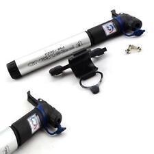 Bombas de bombas compactas/mini de plata para bicicletas