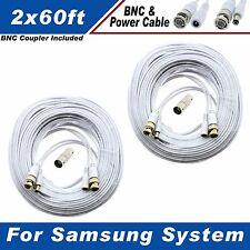 Samsung Compatible w/ SEA C101 120' Camera Cable Lot2 f/ SDS-P5102, P5122, P5101