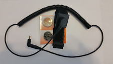 Wrist strap & cord 4 Nikken Solitens SW103B or Stimplus Units & 2 NEW Batteries