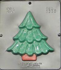 """Christmas Tree 6"""" Chocolate Candy Mold Christmas 2111 NEW"""