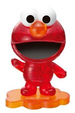 Beverly 50129 40 Piece 3D Crystal Puzzle Elmo Red