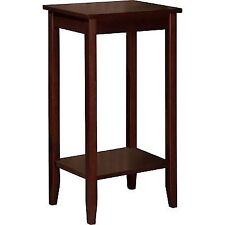 DHP 5138096 Rosewood Tall End Table