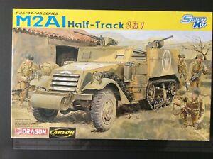 1/35 Dragon 6329 M2A1 Half-Track (x2 variations) '39 - '45 Series