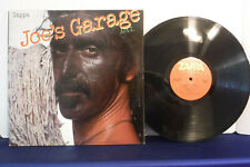 Frank Zappa, Joe's Garage Act I. 1979 Zappa Records SRZ-1-1603 Booklet Rock