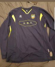 Maillot jersey maglia camiseta trikot herblay psg Paris ile de france 95 worn