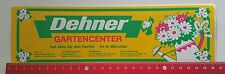 Aufkleber/Sticker A4: Dehner Gartencenter (14031678)