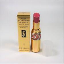 Yves Saint Laurent Lip Rouge Volupte Shine Oil-in-Stick #8 4ml *TST*