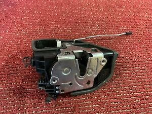 BMW F13 F02 F30 F36 F10 FRONT RIGHT PASSENGER DOOR LOCK LATCH ACTUATOR OEM 117K