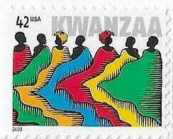 US Stamps. Kwanzaa. 42 Cents. Scott#4373. MNH.