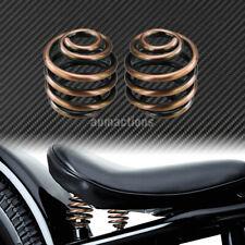 Motorcycle 2'' Solo Seat Spring Bracket Mount Fit For Harley Honda Bobber Custom