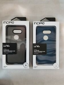 Incipio Octane Co-Molded Impact Absorbing Case for LG V30- Multiple Colors!