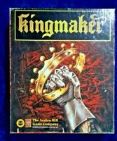 "Kingmaker PC game 3.5"" disk DOS Avalon Hill"