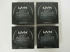 4 NYX SOFT FOCUS PRIMER #SOFP01 COMPACT - MP 1436