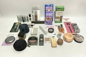 Huge Lot Of 36 Makeup LA Colors, Almay, Covergirl Max Factor Revlon Coverstay