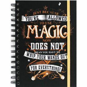 A5 Harry Potter Magic Notebook  g5