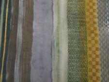 Designers Guild Curtain Fabric 'SUMI - OCHRE' 2.7 METRES (270cm) 100% COTTON