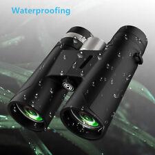 Pro HD 12x42 Zoom Day Night Vision Outdoor Travel Binoculars Hunting Waterproof