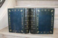H.Debout - la bienheureuse jeanne d'arc ( 2 tomes) reliure maroquin