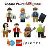 NEW Genuine Lego Ideas FRIENDS Central Perk 21319 Minifigures | Pick From List