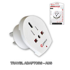SanSai Universal Travel Adaptor Use in AU NZ From World Wide Stv-018