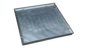 750 x 750 x 46mm Sealed & Locking Internal Recessed Manhole Cover - T31G3