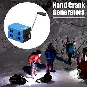 Hand Crank Generators Household High Performance Emergency Portable Generators