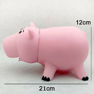 Toy Story Hamm Piggy Bank Money Box Christmas Gift Kids Saving Coin Penny Cash