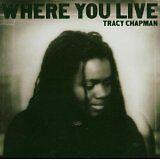CHAPMAN Tracy - Where you live - CD Album
