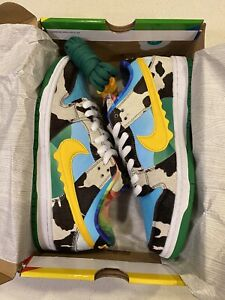 Nike SB Dunk Low 'Chunky Dunky' Sz 10. 100% Authentic