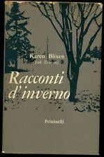 Karen Blixen, Racconti d'inverno, Feltrinelli, 1961