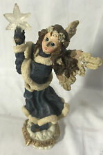 "Boyds Bears & Friends Folkstone ~ Astrid Isinglass Snow Angel ~ 7.5"" Resin"