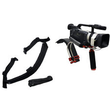 Pro VX2100 shoulder support + strap for Sony S1-S VX2000 VX2200 PD150 PD170 FX1