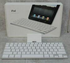 Apple iPad Keyboard Dock A1359 For iPad 1 & iPad 2
