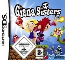 Nintendo DS giana Sisters clásico * * Deutsch * como nuevo
