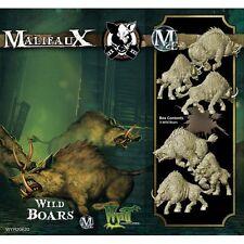 Malifaux The Outcasts BNIB Wild Boar (Ulix) WYR20620