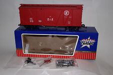 USA TRAINS G SCALE APACHE POWDER COMPANY BOXCAR, TCA 2009, EXCELLENT, BOXED