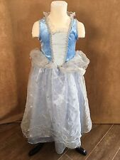 3 / 4 Disney Classics Cinderella Girls dress up costume outfit