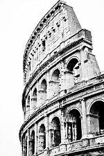 SPLENDIDA ROMA COLOSSEO Cityscape Tela #431 qualità Foto Incorniciata Wall Art
