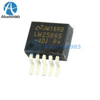 5PCS Step-Down Voltage Regulator IC TO-263-5 LM2596S-ADJ LM2596SX-ADJ LM2596S