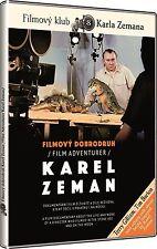 Film Adventurer Karel Zeman / Filmovy dobrodruh Karel Zeman DVD English version